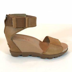 Sorel Joanie Ankle Strap Sandal Women's 8